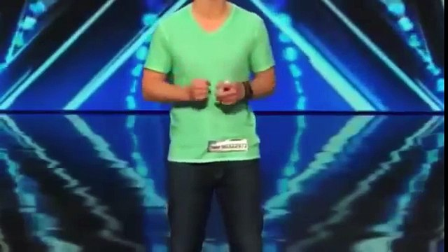 The winner of Americas got talent 2015 Top Americas Got Talent The best of 2015