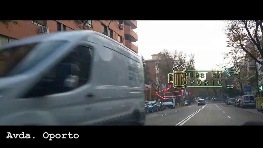 CALLES D CARABANCHEL SanIsidro-Zaida-AvdaOporto