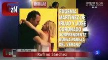 Corazón Eugenia Martínez de Irujo y José Coronado romance sorpresa.