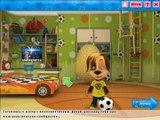 Барбоскины игра Футбол с Дружком #Мультики_и_игры.