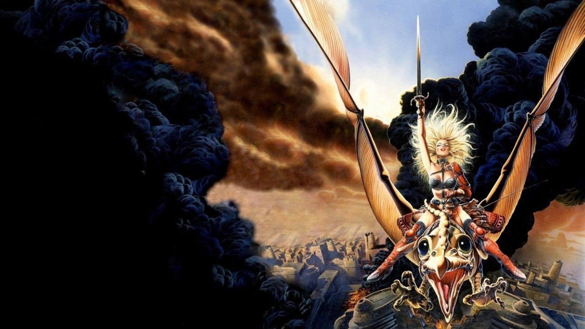 Heavy Metal (1981) | HD Movie