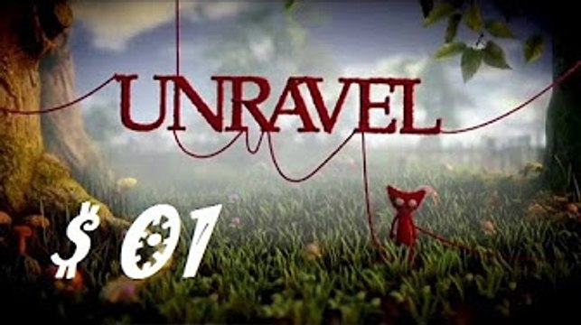 UNRAVEL : Herbes folles | Episode 01 - Let's Play FR