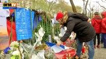 Attentats de Paris: les victimes et leurs familles à l'Assemblée