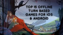 Top 25 Offline Turn Based RPG Games For iOS & Android 2016