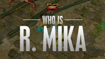 Street Fighter V - Character Introduction Series - R. Mika