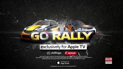Go Rally il gioco per Apple TV - AVRMagazine.com