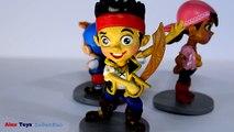 Мультфильмы для детей дисней полная версия Джэк и пираты Нетландии - игрушки