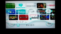 How to activate Cheat codes on Wii virtual console games Wii Homebrew Channel