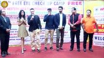 FILM JUBAAN TEAM SUPPORT 6TH FREE EYE CAMP