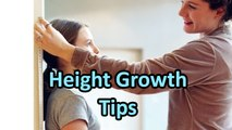 Top 8 Ways to Increase Height & Grow Taller Fast Naturally || Height Growth Tips