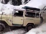 Dangerous Road Lowari Top Chitral Pakistan