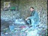 Tirs à l'explosif dans zone très sensible -Tirs dans une grange