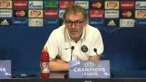 Foot - C1 - PSG : Blanc «Le PSG est capable de gagner la Champion's League»