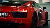 Audi R8 Test 2016 V10 Plus 5.2 FSI QUATTRO (610PS) - #ilovecars