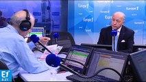 Conseil constitutionnel et présidence de la COP21 : Laurent Fabius répond aux questions de Jean-Pierre Elkabbach