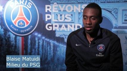 """Pour Matuidi, le PSG """"a les armes pour se qualifier"""" face à Chelsea"""