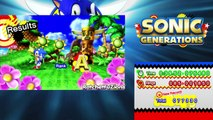 Sonic Generations 3DS [Part 1 - Green Hill] - video dailymotion