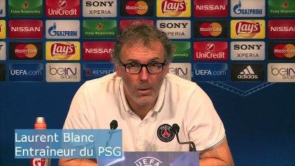 """Laurent Blanc sur les propos de Serge Aurier : """"C'est pitoyable !"""""""