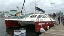 Bateau ambassadeur des low-tech : Visite du Nomade des Mers