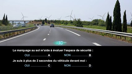 Question 5 - Evaluer les distances de sécurité