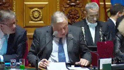 QAG - Réponse d'H. Désir à L. Aichi sur la situation à Alep - Sénat