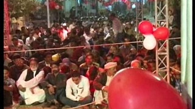 Part 2: MQM Quaid Altaf Hussain address to workers on Valentines Day