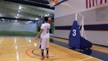 How To: Basketball Reverse Lay Ups