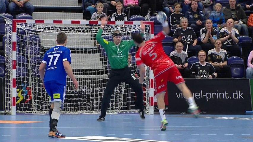 EHF Cup - J1 - Saint-Raphaël tombe à Silkeborg