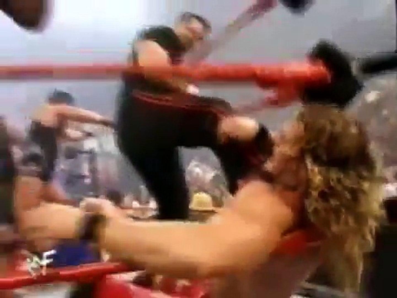Stone Cold Steve Austin Returns To Save Team WWF