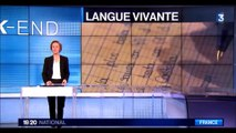 Reportage France 3 Nationale 19/20 - Nice - Niçois - Nissart