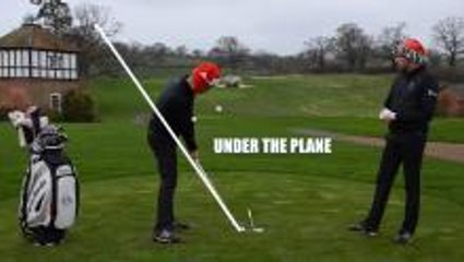 10th Swing Fault of Christmas - Under The Plane