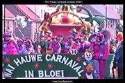 Wagen 2001 Wai zette carnaval in bloei