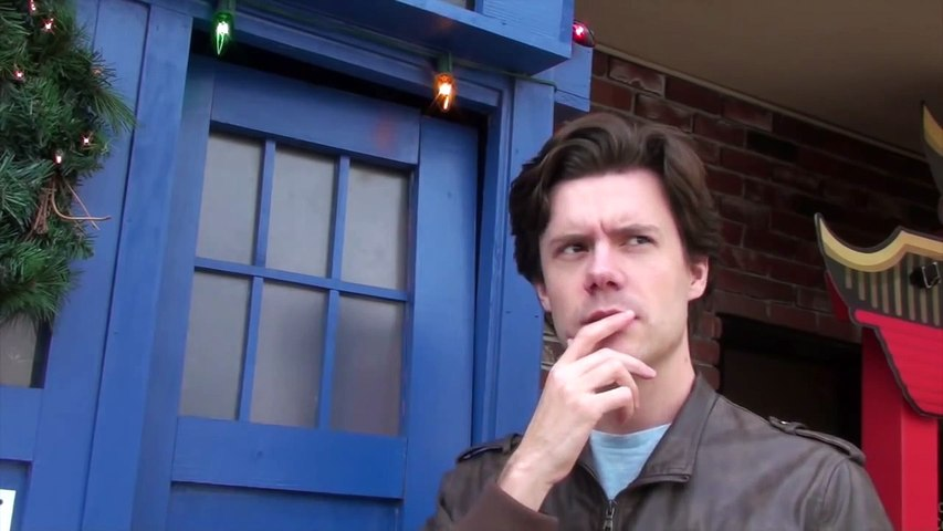 Alastair's Super Amazing Doctor Who Experience - Super Amazing Project