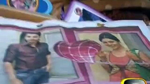 Gurmeet and Drashti Wassup TV 23 May