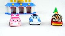 мультфильмы про машинки - мультик Робокар Поли (Robocar Poli) - игрушечная машинка Эмбер