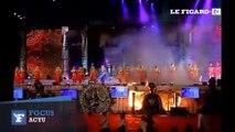 Inde : une scène prend feu en plein spectacle