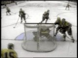 Funny videos - sports best hockey shot ever this is amazing!