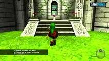 Legend of Zelda _ Ocarina of Time 3D  Robin Williams Trailer (360p)