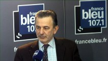 Jean-François Legaret, invité politique de France Bleu 107.1