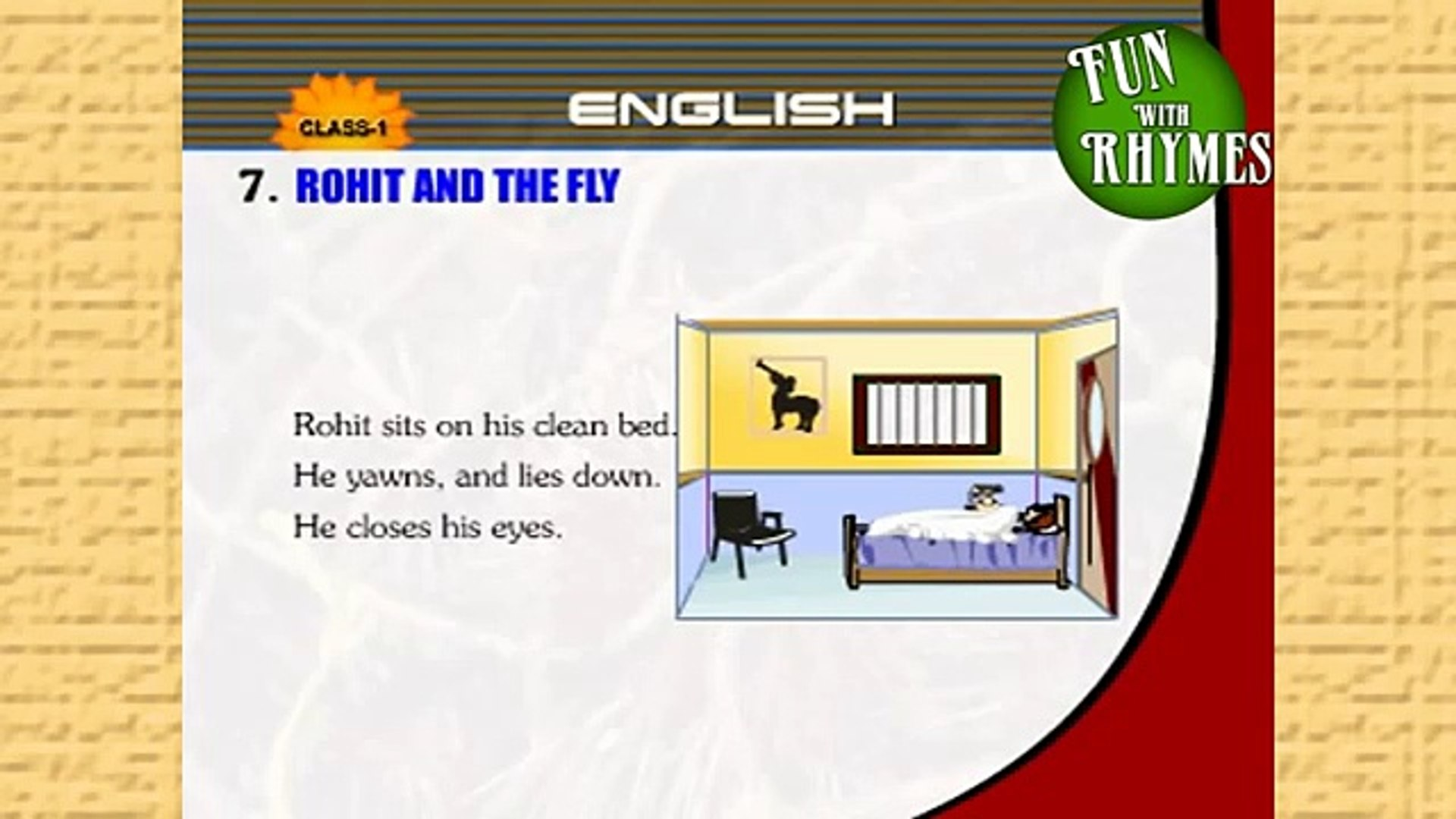 Learning New Things - Rohit And Fly - Kids Learning Made Fun