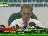 Litvinenko Lugovoy Berezovsky MI6 FSB