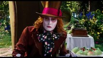 Alice Through the Looking Glass Official Trailer [2016] #2 (Don't Be Late)  Fantasy Movie HD (720p Full HD) (720p FULL HD)