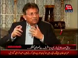 Gen Parvez Musharraf Telling What He Did When India Was Going to Attack Pakistan in 2002