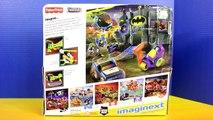 Imaginext Batman & Riddler Bi Plane With Raft Joker Battles DC Batman Just4fun290