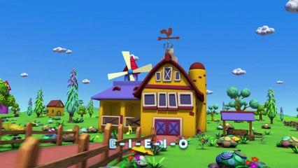 """Old McDonald Had A Farm"" (Lets Sing-Along) - Nursery Rhymes"