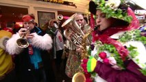 Cologne gets ready for Carnival