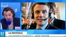 Les affaires de cœur de Jean-Paul II et Emmanuel Macron numéro deux à droite : les Experts d'Europe 1 vous informent