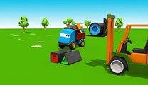 Meraklı kamyon Leo ve asfalt silindiri - eğitici çizgi film - Türkçe dublaj Çizgi Film izle - Animasyon HD izle 2015 Full 72