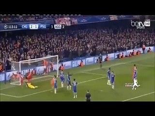 Le but victorieux de Thiago Silva contre Chelsea (2015)