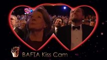 Leonardo DiCaprio e Dame Maggie Smith in Kiss Cam  The British... (World Music 720p)